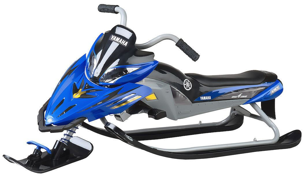 Снегокат yamaha apex snow bike titanium отзывы