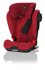 Автокресло Britax Romer KIDFIX II XP SICT Black Series Flame Red